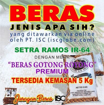 Daftar Agen Beras Gotong Royong di Curug Bogor